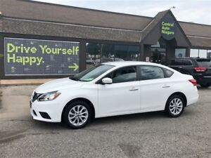 2016 Nissan Sentra SV / HEATED SEATS / BLUETOOTH / ALLOY RIMS