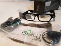 ICE Theia wearable video camera glasses with Bluetooth headset & drive safe