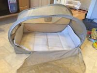 Samsonite travel cot/pod for baby