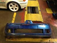 Clio sport bumper