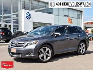2014 Toyota Venza V6 AWD 6A NO Accidents !! Limited . Leather