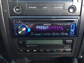 Kenwood USB headunit
