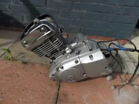125 cc Suzuki engine