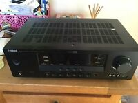 YAMAHA RX-V363BL 5.1-Channel Digital Home Theater Receiver