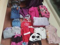 bundle of girls clothes 2-3 years 47 items