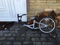 Kids Canyon Folding Trailabike tagalong bike