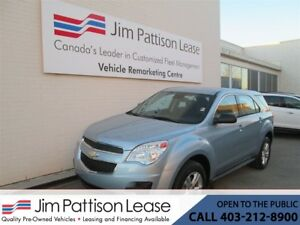 2014 Chevrolet Equinox 2.4L AWD LS 5 Passenger w/ Alloy Wheels