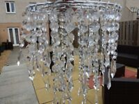Various lamp shades for sale