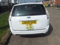 Leicester Taxi 2009 Ford FOCUS 1.8 Diesel