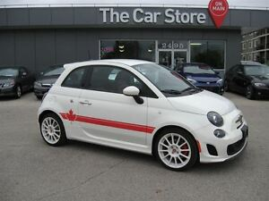 2014 Fiat 500 Abarth - NAVI LEATHER BLUETOOTH PARK SENSOR