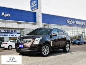 2016 Cadillac SRX Luxury|AWD|Leather|Panoramic Sunroof