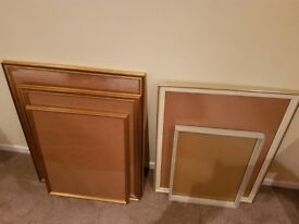 Five Picture Frames All In Good Condition