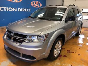 2017 Dodge Journey CVP/SE LOW KM'S! POWER GROUP/ AIR/ ALLOYS/