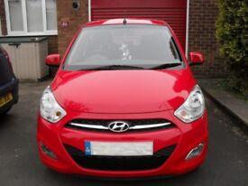 2012 Hyundai i10 Active 1.2 - Red