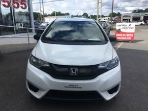 2015 Honda Fit DX Wow Garantie Honda Plus