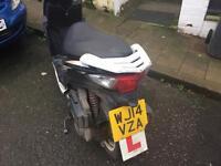 Sym Jet 125cc moped