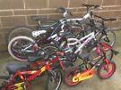 Joblot of 8 bikes £150 !!!