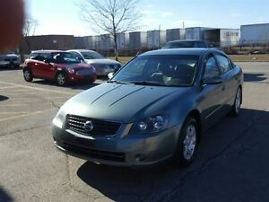 2005 Nissan Altima 2.5 S Extra, only 58,000 Kms