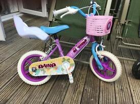 Girls 12' bike