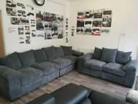 4+2 seater sofa BRAND NEW
