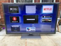 Panasonic 47 inch Smart LED TV Full HD ★ Built in WiFi ★ Netflix ★ Excellent Condition ★ Slim TV