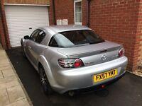 Mazda rx8 selling as spares nd repair