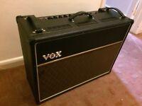 Vox AC30 CC2 212 Valve Combo - New Price