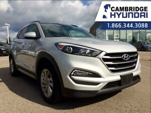2017 Hyundai Tucson SE 2.0L AWD - LEATHER - PANO SUNROOF - REAR