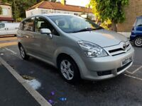 Toyota Corolla Verso Automatic 7 Seater 12 Months Mot Fully Loaded 2007 Excellent Family Car