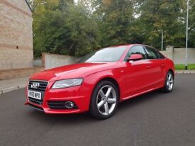 2010 AUDI A4 2.0 TDI S-LINE ....FINANCE AVAILABLE