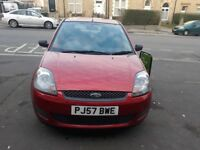 ford fiesta 1.6 petrol automatic 5 door
