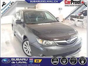 Subaru Impreza limited 2011 *toit ouvrant et sièges en cuir*