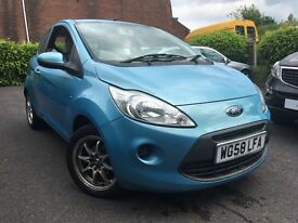 CHEAP FORD KA WITH GENUINE LOW MILES 1 OWNER FROM NEW
