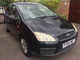 2004 Ford 1.8 C-Max - MOT Till Sept 2017 - ****£250 NO OFFERS