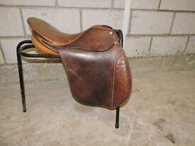Leather Saddles