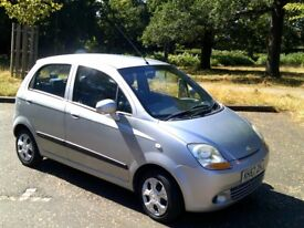 2007 CHEVROLET MATIZ 1.0 only 45000 miles from new