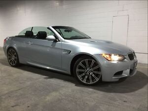 2008 BMW M3 CONVERTIBLE! ACCIDENT FREE! ONE OWNER!
