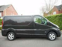 FINANCE ME!! NO VAT!! Vauxhall Vivaro Swb Sportive with only 78k from new,Full service history...