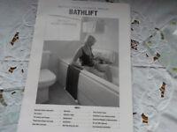 BATHLIFT Model CRM20059