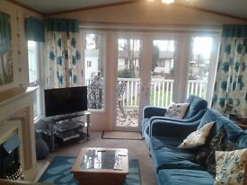 Residential Caravan Home at Shireburn Park, Clitheroe/Waddington