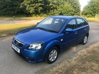 Kia Rio 1.4 automatic low miles 5dr 2010