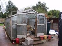 greenhouse 12ft 6 x 8 ft 6