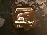 8gb Corsair Dominator Platinum RAM DDR4 3000mhz