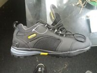 Apache steel toe cap safety trainers