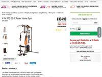 Brand New in box V-Fit Multi Gym