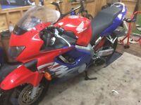 Honda cbr 600 fx/fy