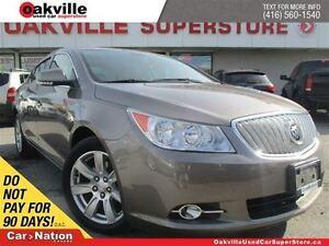 2012 Buick LaCrosse | LEATHER | FACTORY REMOTE START | ACCIDENT