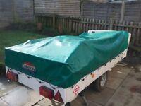 Trailer tent 2/4 man Cabanon Venus