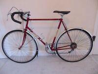 "Classic/Vintage/Retro Carrera Reynolds 531 (24"" frame) Racing/Road Bike"