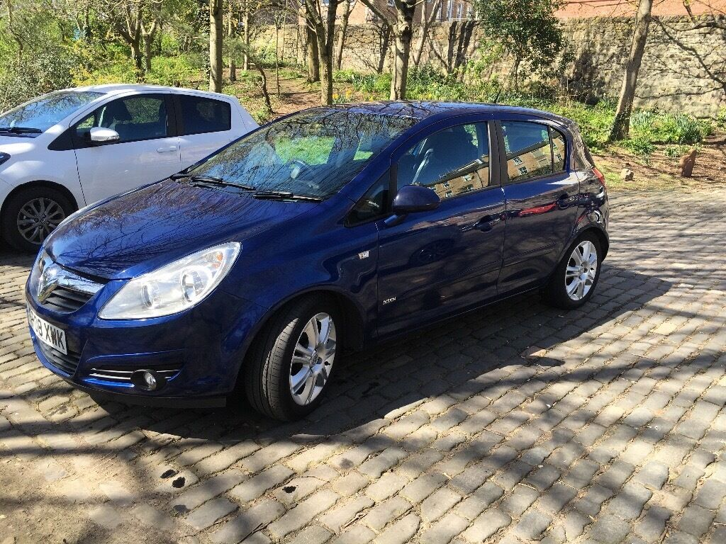 vauxhall corsa d 2008 1 3 diesel 5dr in newhaven edinburgh gumtree. Black Bedroom Furniture Sets. Home Design Ideas